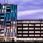 Die Parkklinik finden Sie im modernen Ambiente des ParkOffice in Karlsruhe.