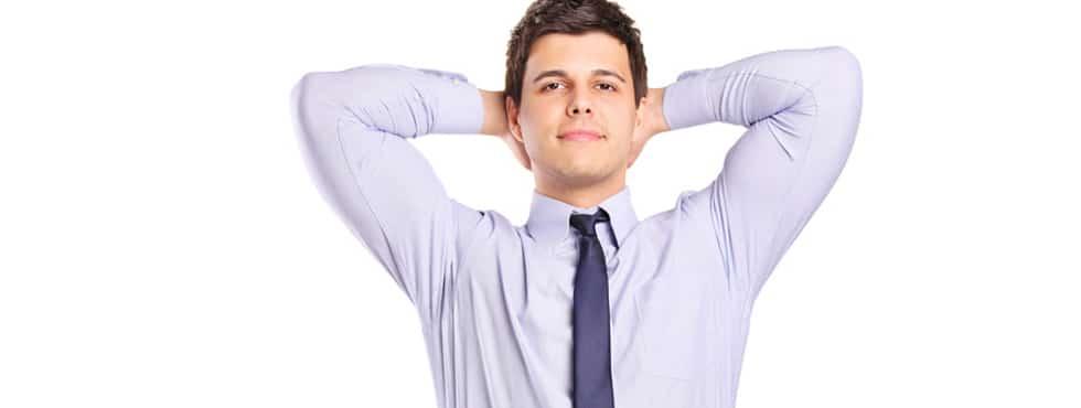 Schweißdrüsenbehandlung