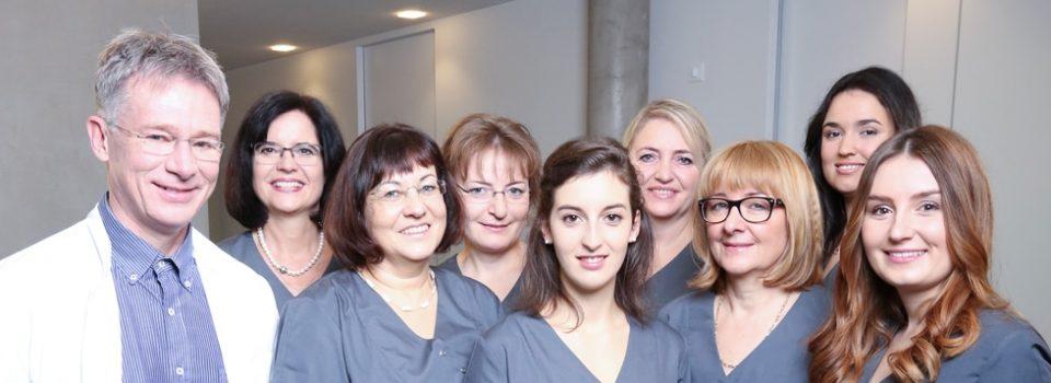 Teammitglieder Parkklinik Karlsruhe